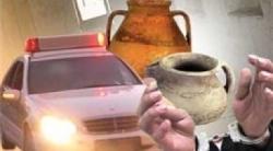انهدام باند حفاران غیرمجاز در منطقه انارک ایلام