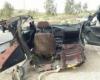 5 کشته و زخمی حاصل تصادف پژو در جاده مهران بود