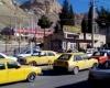 تجمع رانندگان تاکسی,استان ایلام,استانداری ایلام,ایلام بیدار